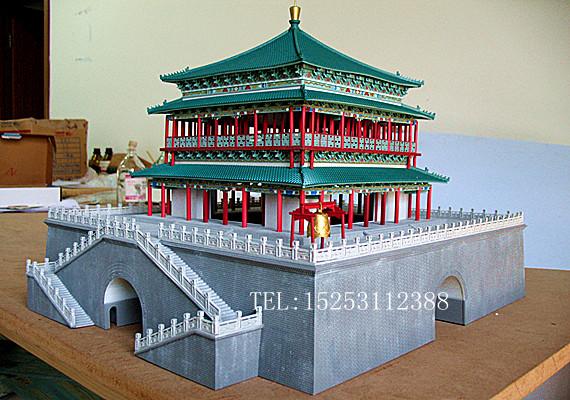 古建模型制作-济南齐艺模型有限公司